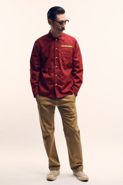 SOFTMACHINE RED LIGHT SHIRTS GENERAL PANTS MASTER GLASS
