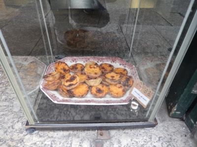 ギマランイスのお菓子屋さん_Pastèis de nata