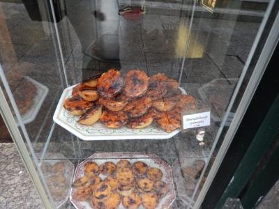 ギマランイスのお菓子屋さん_Douradinhas de Guimaràes
