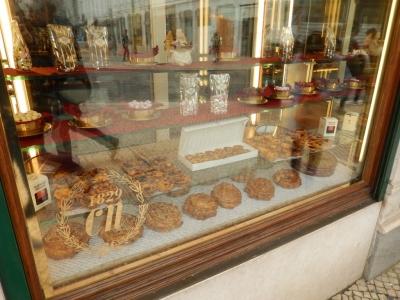 リスボンのお菓子屋さん2