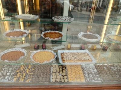 リスボンのお菓子屋さん1