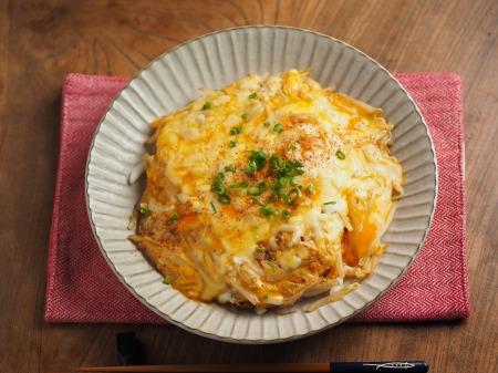 もやしのチーズ卵とじ068