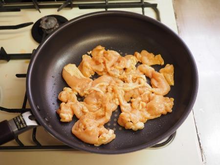 鶏むね肉とキャベツの生姜味032