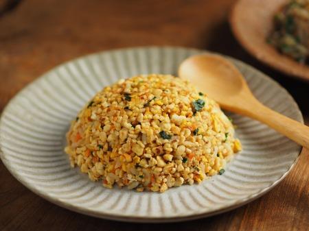 低糖質豆腐チャーハン031