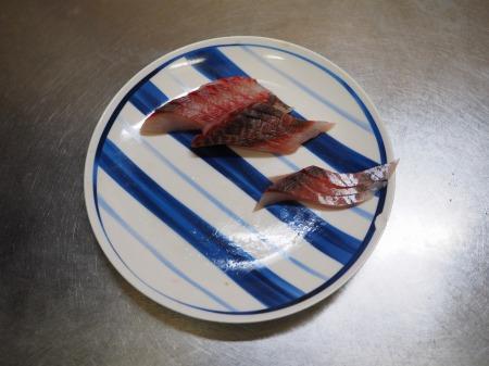 漬け刺身のキムチ納豆丼024
