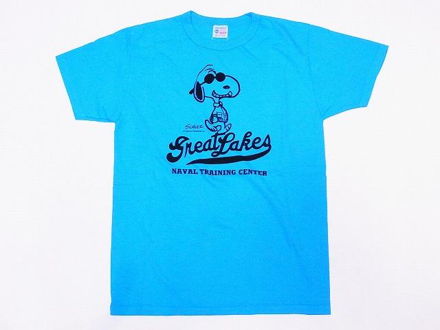 バズリクソンズ×ピーナッツ Tシャツ スヌーピー BR78152