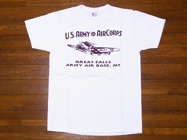 バズリクソンズ Buzz Rickson's Tシャツ BR78176