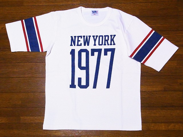 フェローズ Tシャツ 19S-PFBT1 フットボールTシャツ