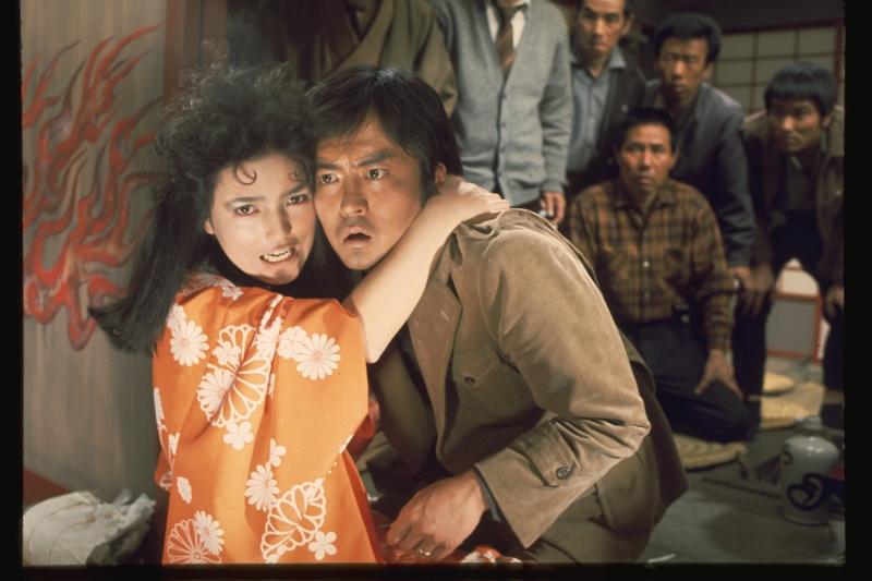 犬神の悪霊(C)1977 東映株式会社