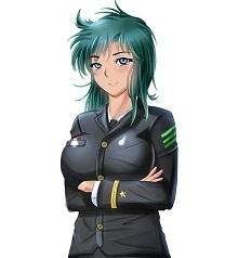マリアンヌ(制服・上半身)