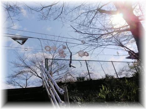 無人駅の芸術祭1