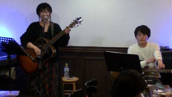 komeko with Fukuto