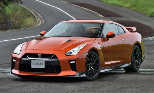 GT-R orange