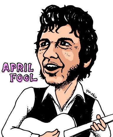 Ronnie Lane caricature likeness