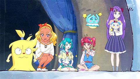 【スター☆トゥインクルプリキュア】第08話「宇宙へGO☆ケンネル星はワンダフル!」09