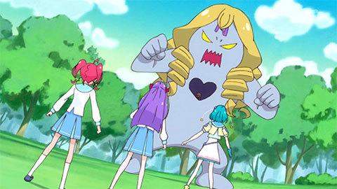 【スター☆トゥインクルプリキュア】第09話「友情のリング!スタードーナツ☆」13