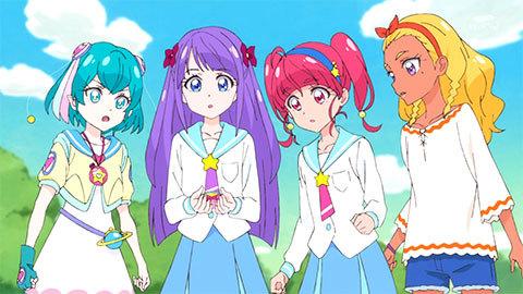【スター☆トゥインクルプリキュア】第09話「友情のリング!スタードーナツ☆」12