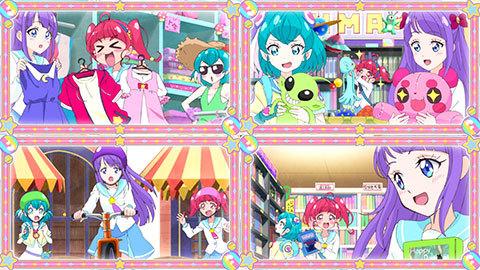 【スター☆トゥインクルプリキュア】第09話「友情のリング!スタードーナツ☆」10