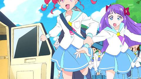 【スター☆トゥインクルプリキュア】第09話「友情のリング!スタードーナツ☆」09