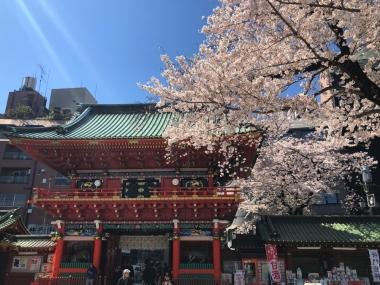2019-0402守護神社巡り 神田明神