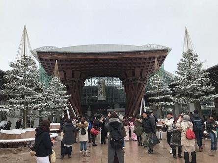 コピー (1) ~ 鼓門雪化粧