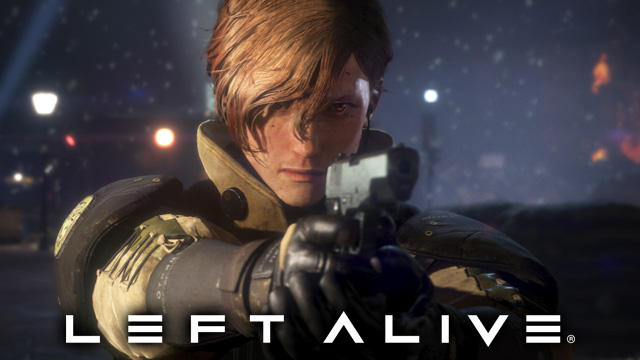 PS4『レフトアライブ(LEFT ALIVE)』