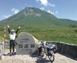 富士山大好きな山男