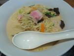 ちゃんぽん麺1.5倍@リンガーハット近鉄あべのハルカス店