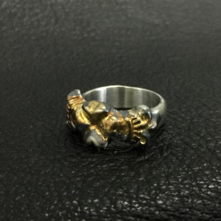シルバー,ガボール,ガボラトリー,ゴールド,リング,Gaborataory,Gabor,Silver,Gold,Ring
