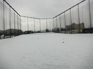 ニューまこ0316雪