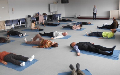 実践yoga