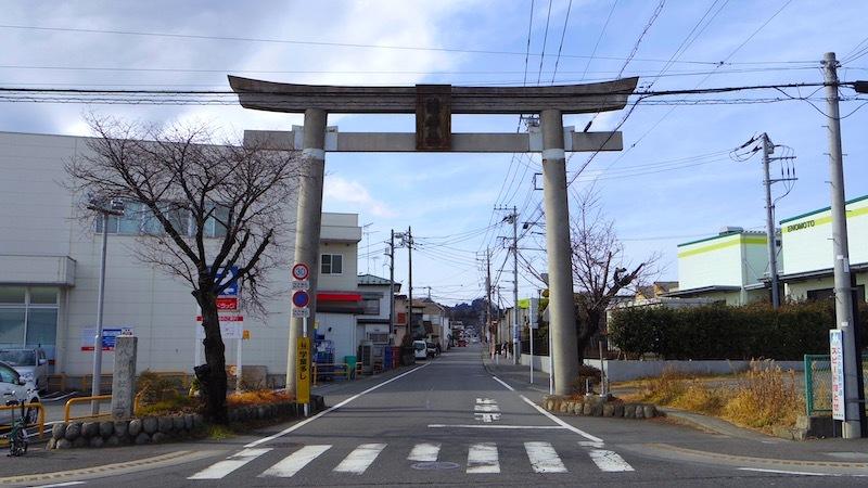 「川尻八幡神社古墳(扇塚)」