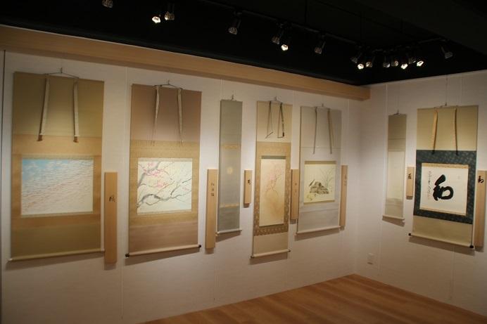 令和日本画展