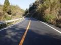 広域農道関臼津線舗装保全工事の完成報告です。