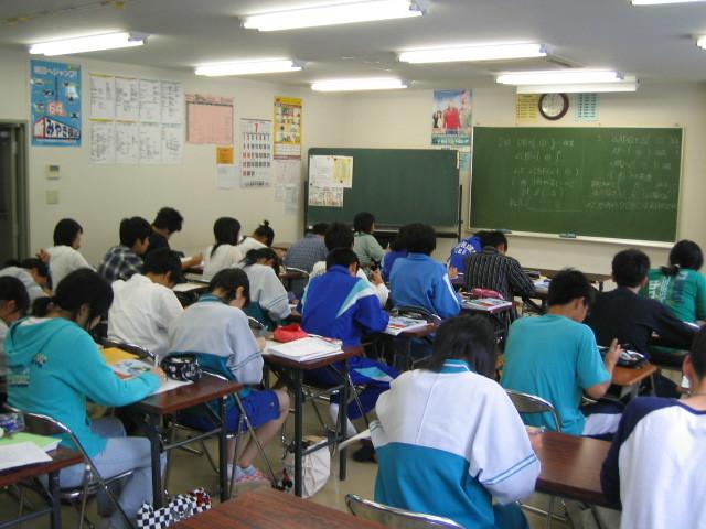 中1・2生 標準学力テスト