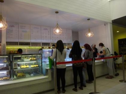 マレのアイスクリーム屋さん