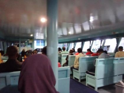 ビリンギリ島へ