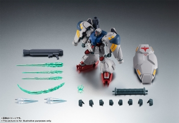ROBOT魂 RX-78GP02A ガンダム試作2号機 ver. A.N.I.M.E. (1)