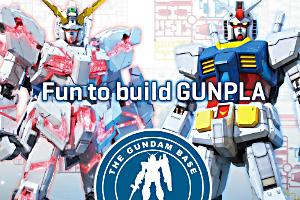 THE GUNDAM BASE TOKYO POP-UP in SENDAIt