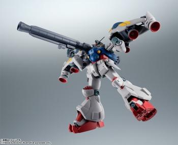 ROBOT魂 RX-78GP02A ガンダム試作2号機 ver. A.N.I.M.E. (9)