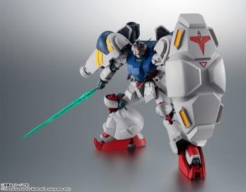 ROBOT魂 RX-78GP02A ガンダム試作2号機 ver. A.N.I.M.E. (2)