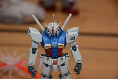 ROBOT魂 RX-78GP01 ガンダム試作1号機 ver. A.N.I.M.E. インタビュー
