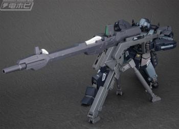 MG ジェスタ (シェザール隊仕様 B&C班装備) (3)