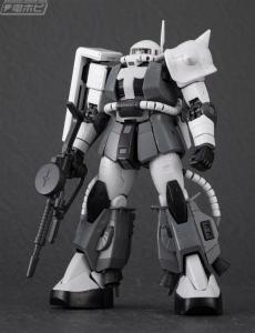 RG MS-06R-1A エリック・マンスフィールド専用ザクII (1)