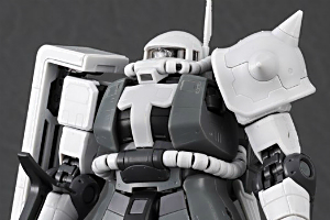RG MS-06R-1A エリック・マンスフィールド専用ザクII (1)t