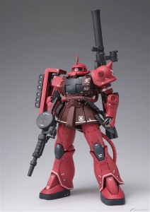 GUNDAM FIX FIGURATION METAL COMPOSITE MS-06S シャア専用ザクII (1)