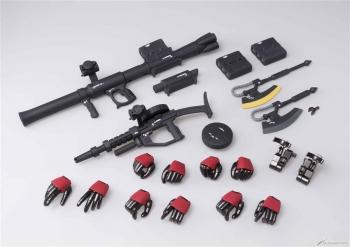 GUNDAM FIX FIGURATION METAL COMPOSITE MS-06S シャア専用ザクII (6)