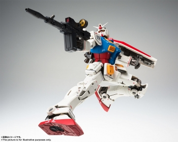 GUNDAM FIX FIGURATION METAL COMPOSITE RX-78-02 ガンダム(40周年記念Ver.) (2)