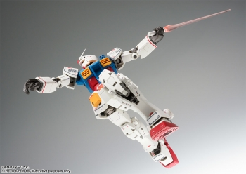GUNDAM FIX FIGURATION METAL COMPOSITE RX-78-02 ガンダム(40周年記念Ver.) (3)
