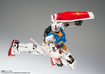 GUNDAM FIX FIGURATION METAL COMPOSITE RX-78-02 ガンダム(40周年記念Ver.) (4)